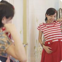 孕妇穿着_孕妇装_孕妇着装注意事项