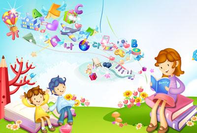 给孩子选择最好的幼儿园:多元智能幼儿园
