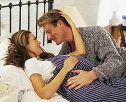 孕期准妈妈的性欲变化和安全的同房姿势