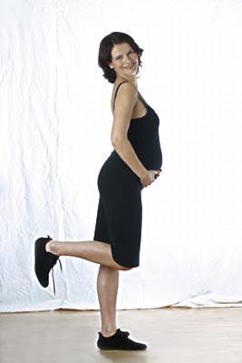 准妈妈如何在怀孕期间挑选孕妇专用鞋?