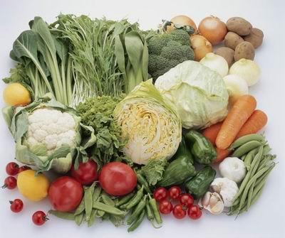 孕妇营养食谱——蔬菜水果类