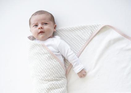怎样给宝宝包襁褓?给宝宝打包注意事项