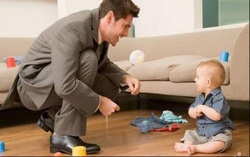 宝宝8个月亲子游戏