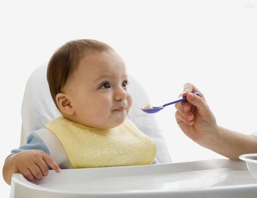 4个月宝宝食谱