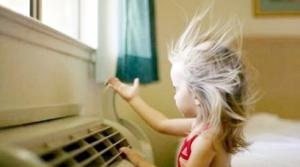 宝宝冬天吹空调好吗?婴儿冬季吹空调注意事项