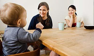 0-1岁宝宝的语言技能发展
