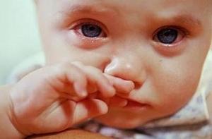 冬天宝宝流鼻涕怎么办?宝宝流鼻涕应对方法