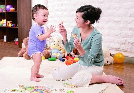 宝宝上早教课时不听话怎么办?