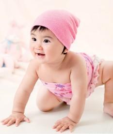 给宝宝穿开裆裤的正确方法