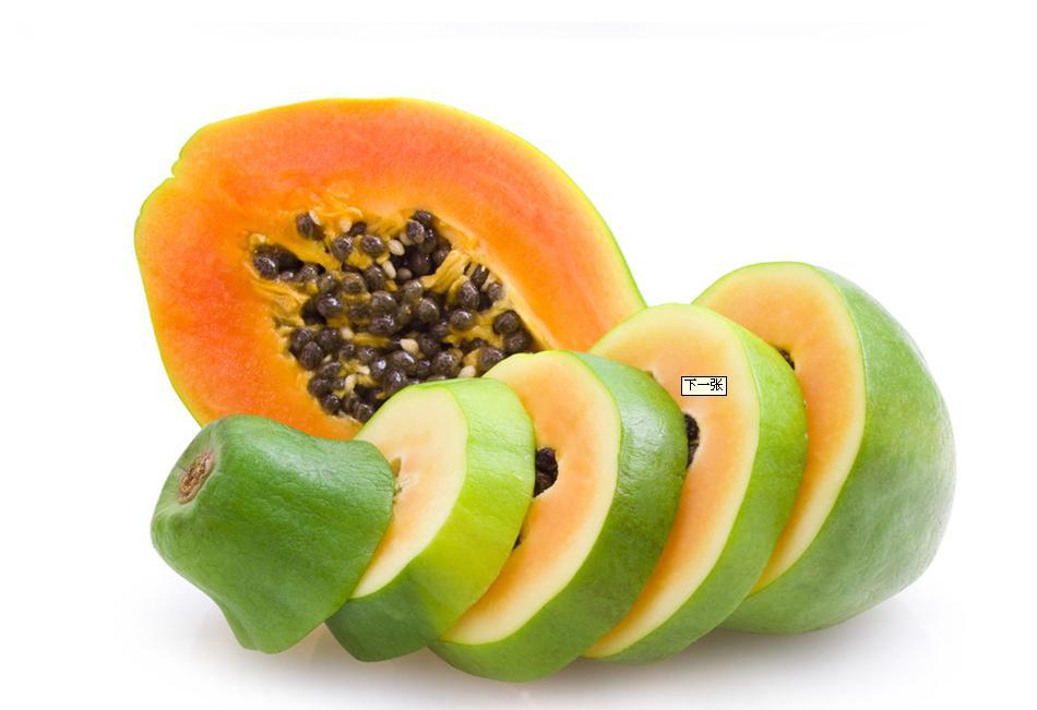 宝宝能吃木瓜吗?不到1岁宝宝吃木瓜好吗