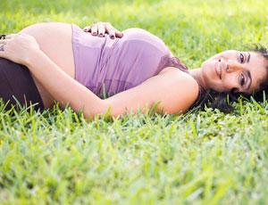 """孕期""""调节心理操""""帮助准妈妈保持快乐情绪"""