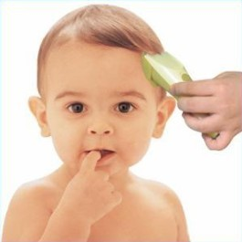 带1-3岁宝宝理发应注意什么