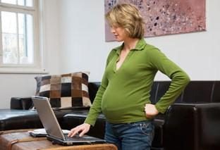怀孕期间职场孕妇如何维持自己的职业形象