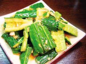 孕早期开胃凉拌菜菜谱
