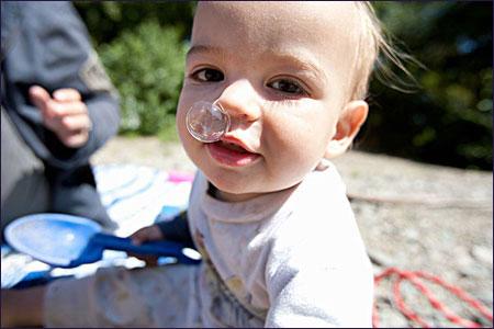 1岁以内宝宝流鼻涕如何应对?
