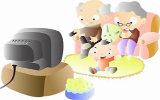 家长陪宝宝一起看动画片好不好?需要陪着看吗