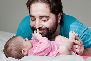 爸爸在教育宝宝中起什么样的角色?