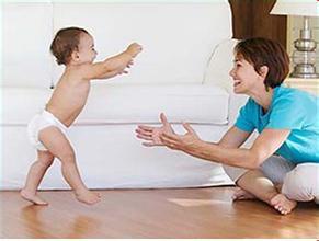 帮助宝宝学走路10条建议和措施