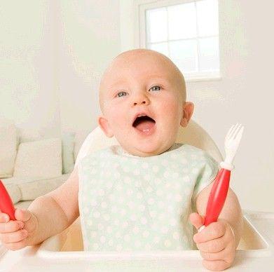 5大营养素可提高宝宝智商