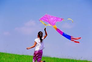 与孩子一起放风筝应注意什么?要做哪些准备工作