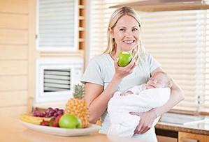 缺乏5种营养会影响产妇乳汁质量