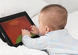 孩子常玩ipad危害多!如何预防孩子玩iPad上瘾