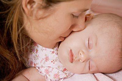 为宝宝推拿——缓解宝宝病症的好方法