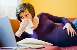 秋冬季孕妇感冒吃什么好?