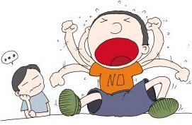 孩子在商场哭闹着要买玩具家长应该怎么办?