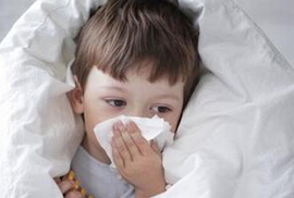 春夏交替时节如何预防宝宝感冒?