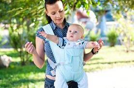 春天带小宝宝出去玩应注意什么?