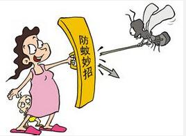 夏天带宝宝出去玩应如何防蚊驱蚊?