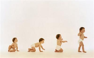 父母必读 0-1岁宝宝智力成长参照表
