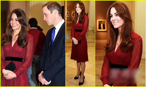 凯特王妃最美孕妇装-4