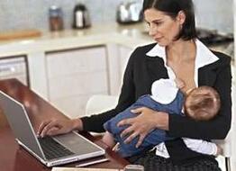 在家带孩子怎么赚钱?妈妈如何挣钱带孩子两不误