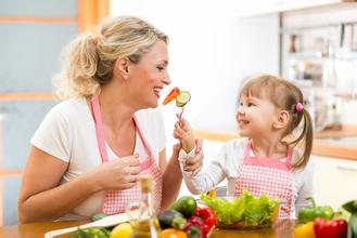 美国医学日报的建议:如何让孩子爱上蔬菜不挑食
