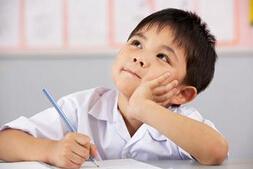 如何教5-6岁儿童学写铅笔字?
