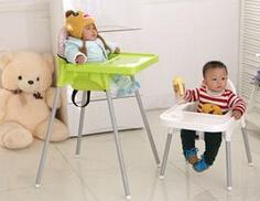 宝宝为什么不肯坐餐椅?