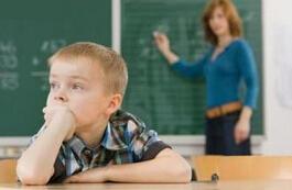 小孩子上课发呆是怎么回事?怎么办?