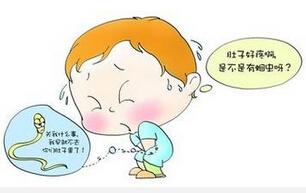 宝宝肚子有蛔虫的症状有哪些?如何驱蛔虫?