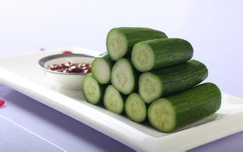 孕妇可以吃生黄瓜吗?怀孕吃生黄瓜应注意什么