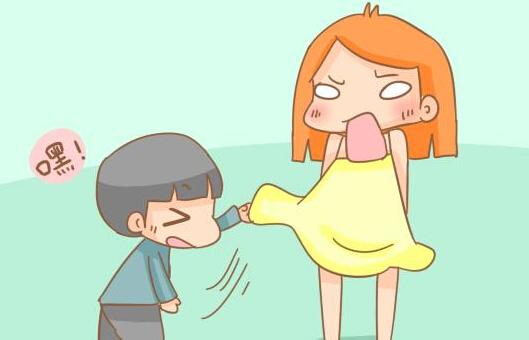4岁儿子掀开我的睡裙后大叫:妈妈,你的头发怎么长在这里?-2