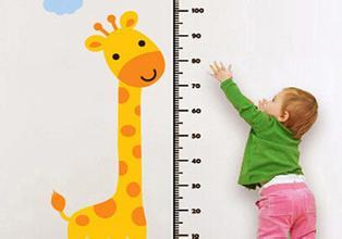 婴儿身高发育标准和发育规律!如何为婴儿测量身高?