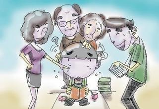 家教的误区:中国式家长的10大硬伤