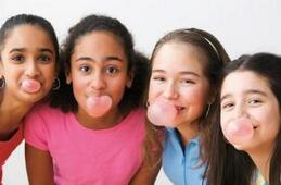 孩子能吃口香糖吗?孩子吃口香糖好不好?