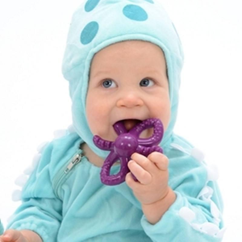 宝宝多大可以用牙胶?宝宝用牙胶好不好