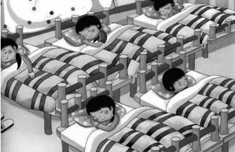 孩子在幼儿园不爱睡午觉怎么办