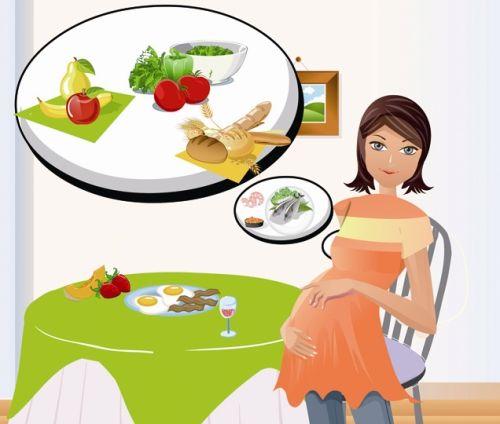 孕妇挑食怎么办?孕期挑食如何保证胎儿营养