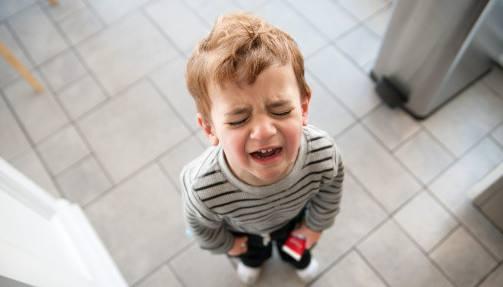 孩子脾气大是什么原因?如何让孩子改掉暴躁脾气