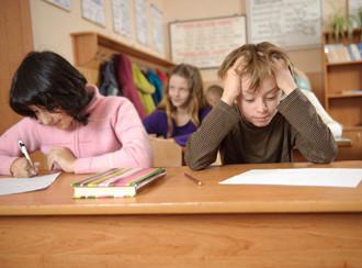 如何正确对待孩子小学一年级的第一次考试